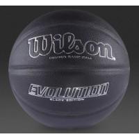 Баскетболна топка Wilson Evolution Black edition