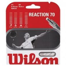 Кордаж за бадминтон Wilson Reaction 70