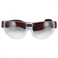 Защитни очила за скуош Wilson Omni